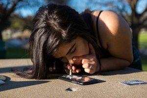 girl cocaine