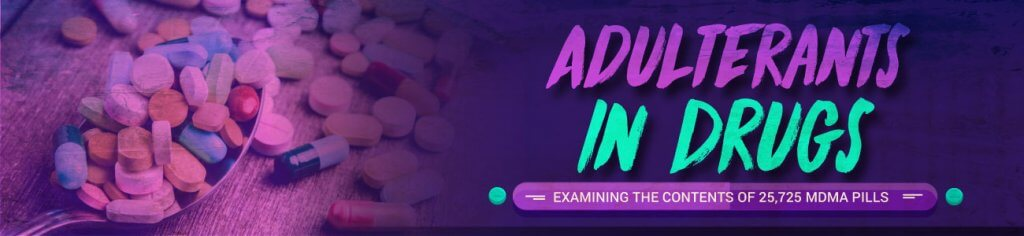 Adulterants in Drugs MDMA