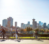 Tourism Vancouver-Cycle City Tours