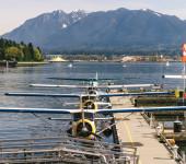 Tourism Vancouver-Floatplanes