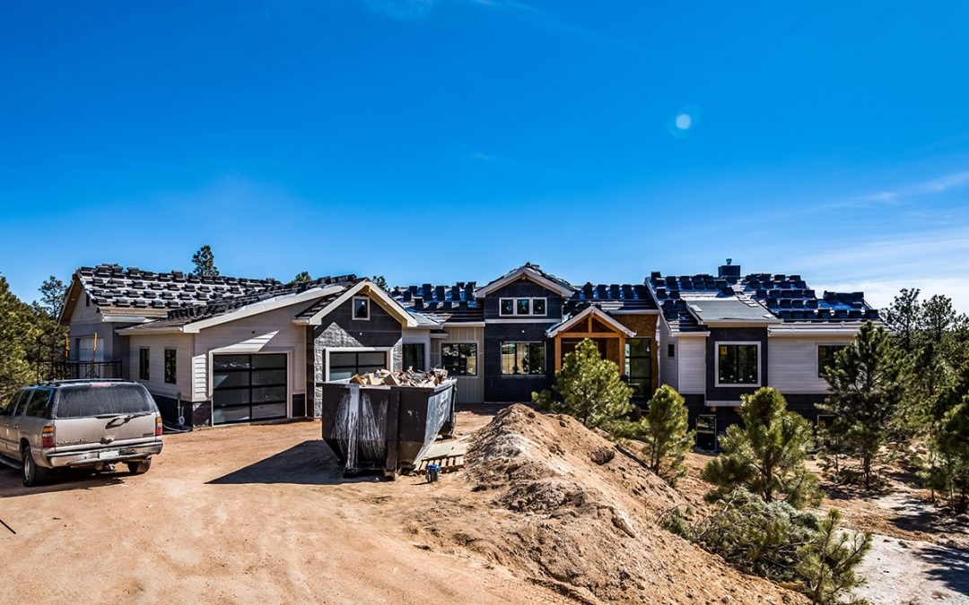 New Custom Home in Black Forest, Colorado