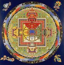 Mandala as symbol of the Self