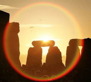Summer solstice with Sun in Cancer