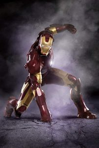 Donald Trump as Iron Man