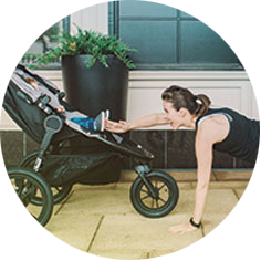 Maternity workout
