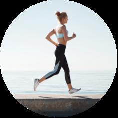 Outdoor Running workout
