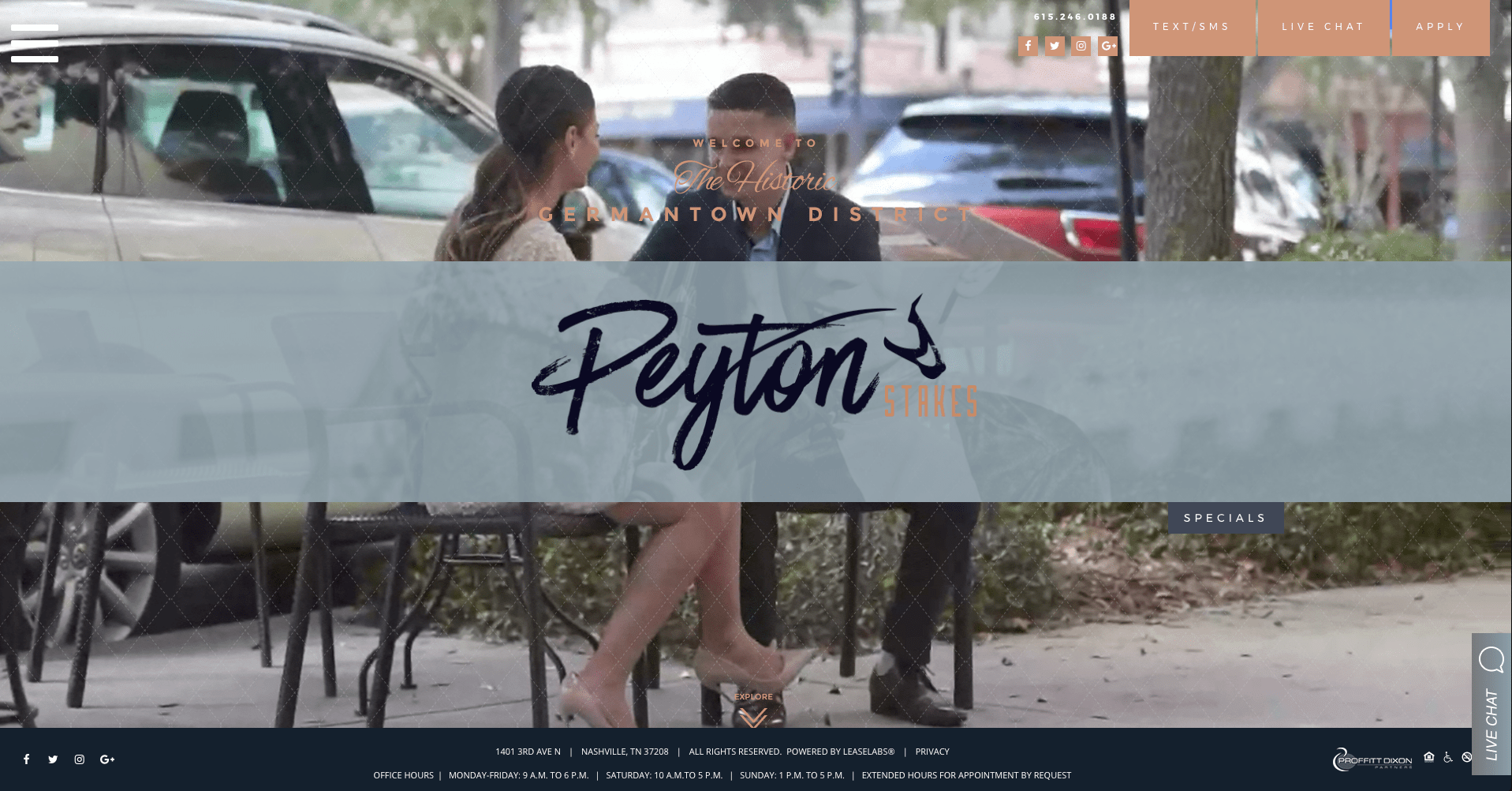 Matrix Peyton Stakes - Aaron Bartholomew Development