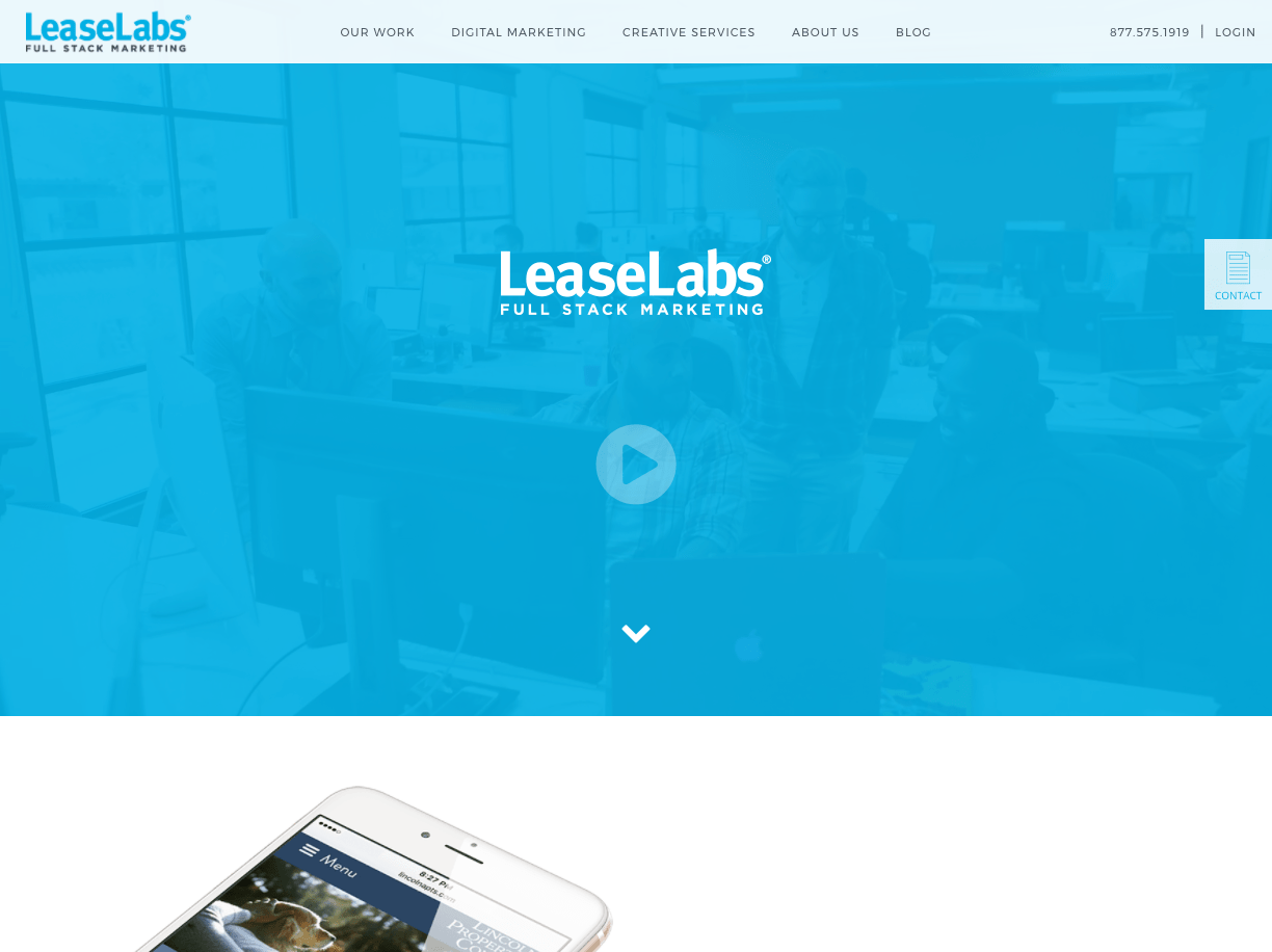 LeaseLabs - Aaron Bartholomew Development