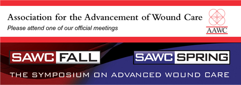 AAWC, SAWC, wound management