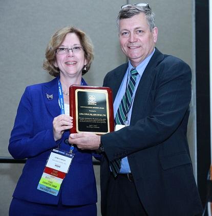 LINDA COWAN, PHD, ARNP, FNP-BC, CWS AAWC Distinguished member