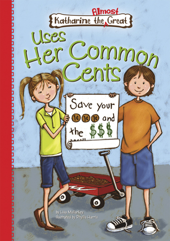 Book 1: Uses Her Common Cents