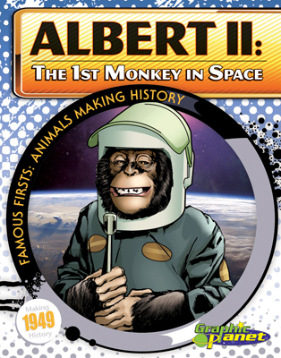 Albert II: The 1st Monkey in Space