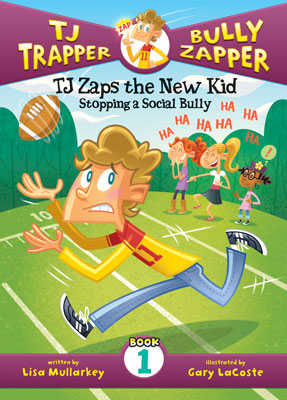 TJ Zaps the New Kid: Stopping a Social Bully #1
