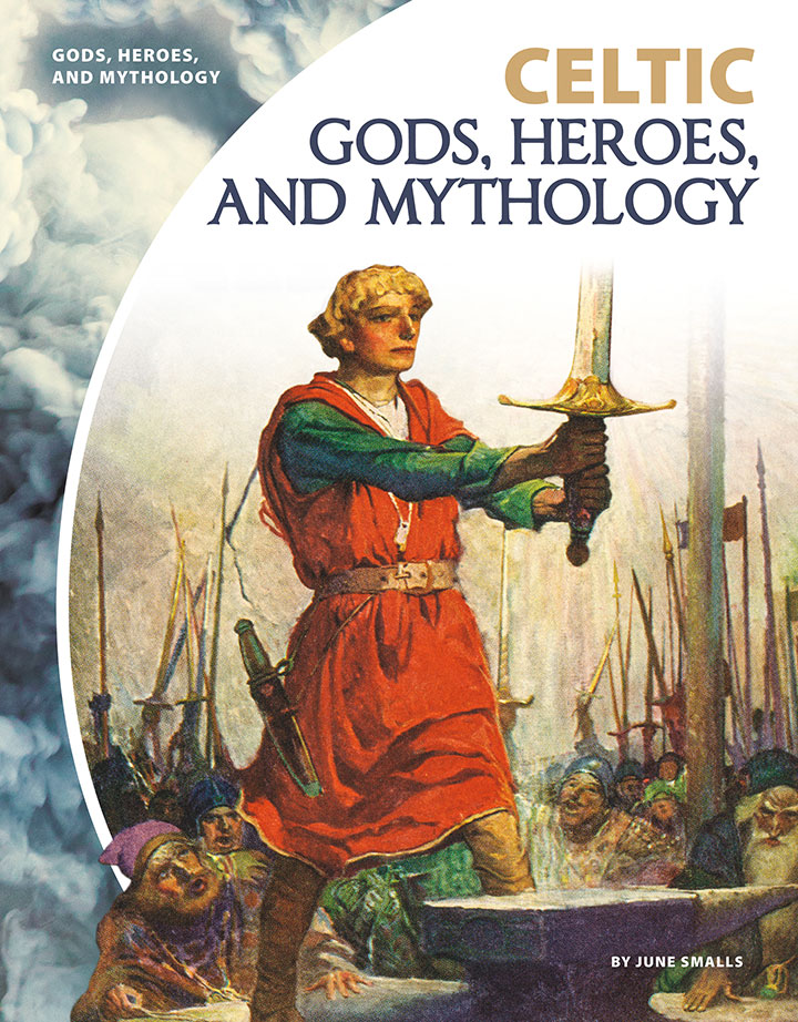 Celtic Gods, Heroes, and Mythology