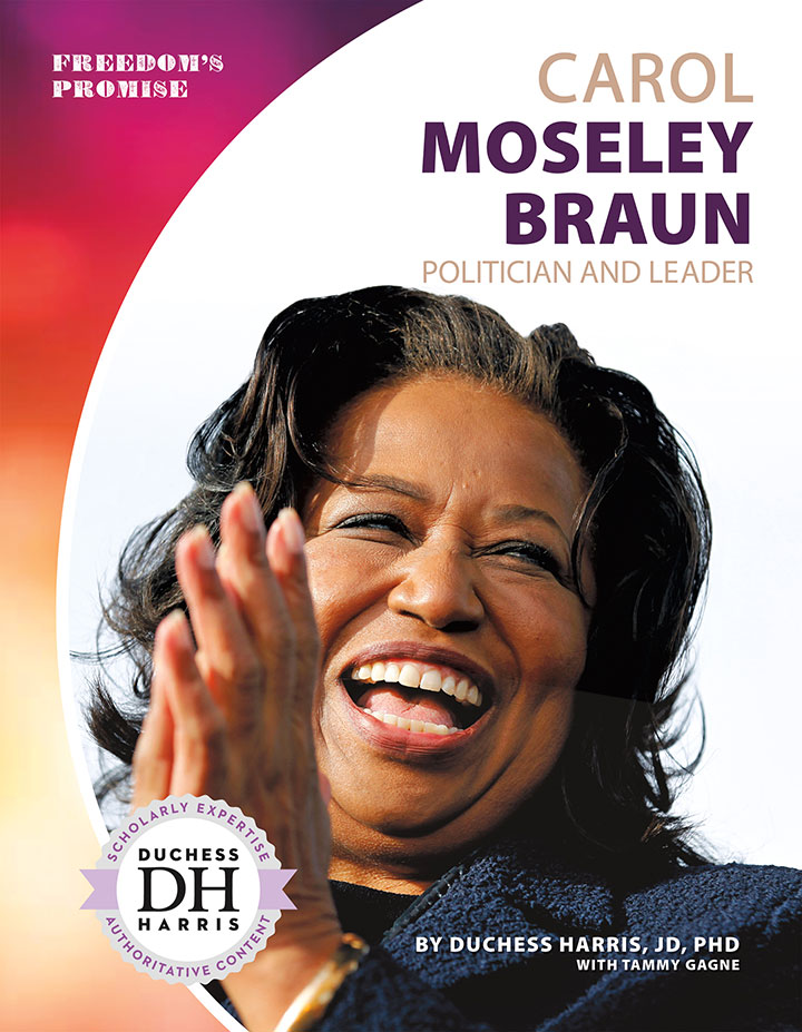 Carol Moseley Braun: Politician and Leader