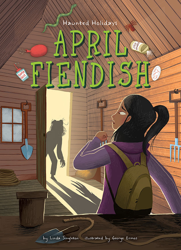 April Fiendish