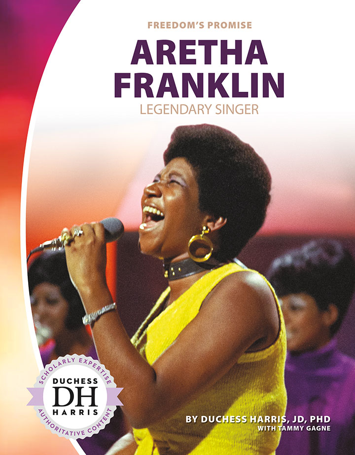 Aretha Franklin: Legendary Singer