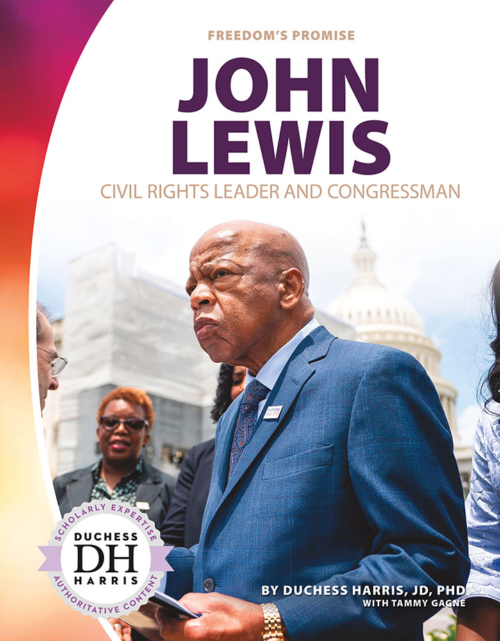 John Lewis: Civil Rights Leader and Congressman