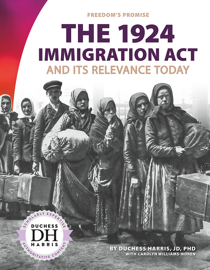 1924 Immigration Act and Its Relevance Today