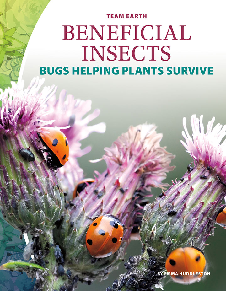 Beneficial Insects: Bugs Helping Plants Survive