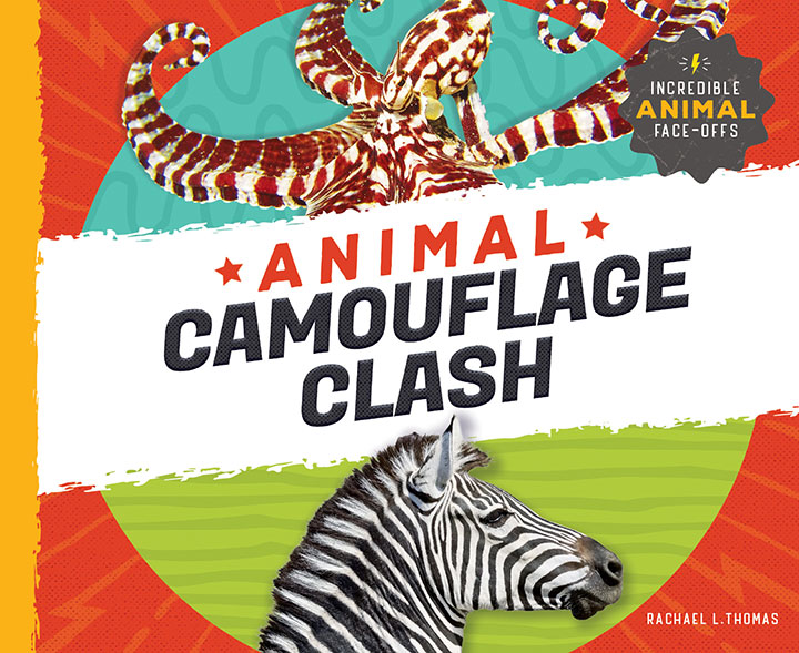 Animal Camouflage Clash