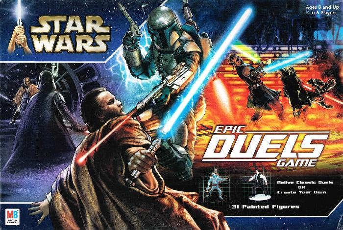 Star Wars: Epic Duels Game