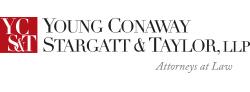 Young Conaway Stargatt & Taylor