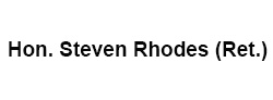 Hon. Steven Rhodes (Ret.)