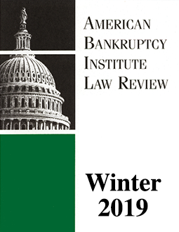 Law Review cover
