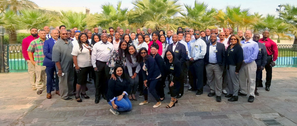 leadership conference in Middle East