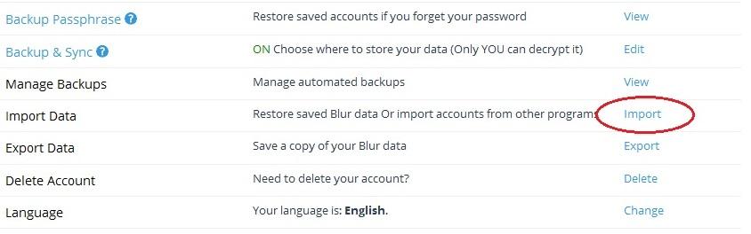 delete last pass account