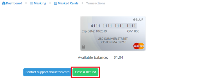close-refund-card