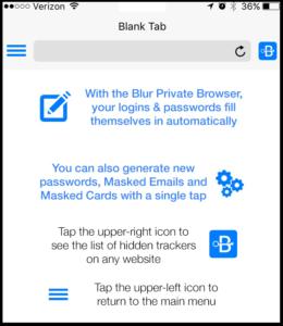 blur-private-browser