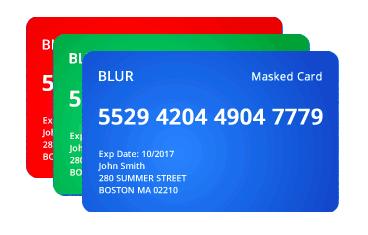 how to create a virtual credit card blur masked card part 1
