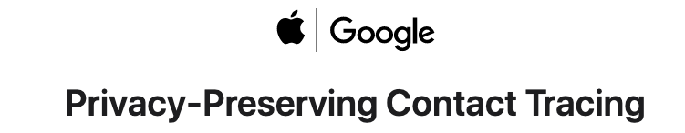 contact tracing apple google