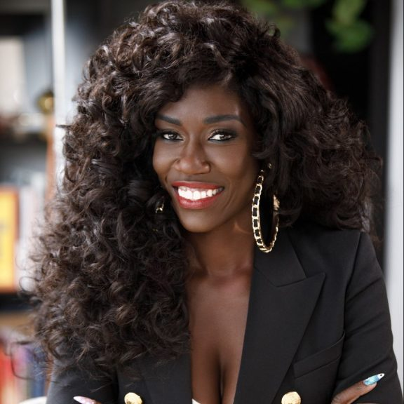 Bozoma Saint John, CMO of Endeavor