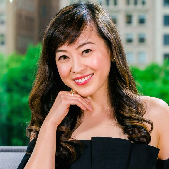 Coral Chung, Founder and CEO of SENREVE