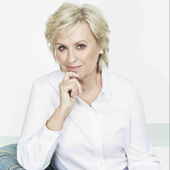 Tina Brown, CEO and Founder of Tina Brown Live Media