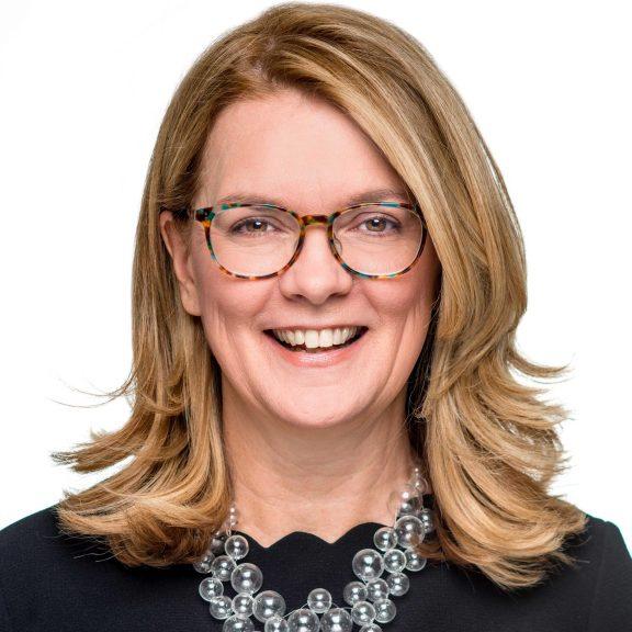 Elizabeth Rutledge, CMO of American Express