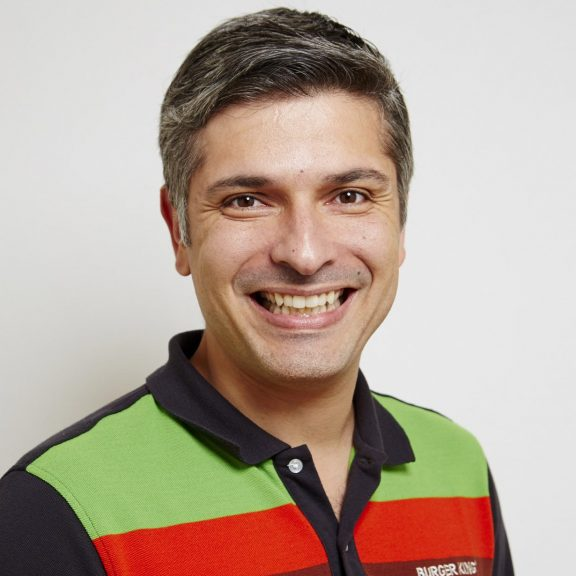 Fernando Machado, Global CMO of Burger King