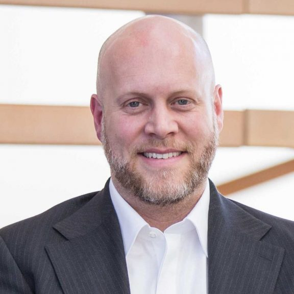 Kevin Thompson, Chief Marketing Officer of Sotheby's