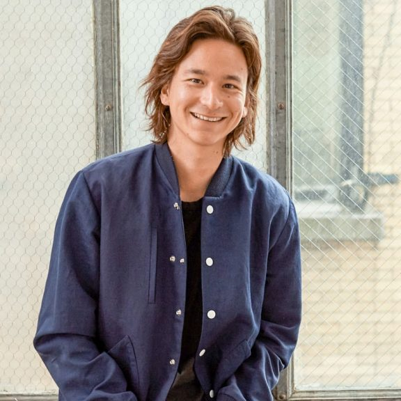 Nathaniel Ru, Co-Founder and Chief Brand Officer of sweetgreens