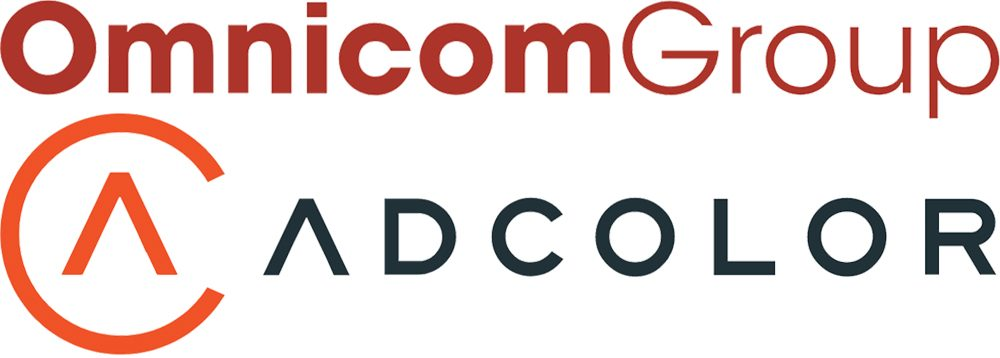 Omnicom Group and ADCOLOR logo
