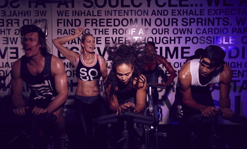 SoulCycle, with more than 90 locations across the U.S. and Canada, will soon open its first international location in London.