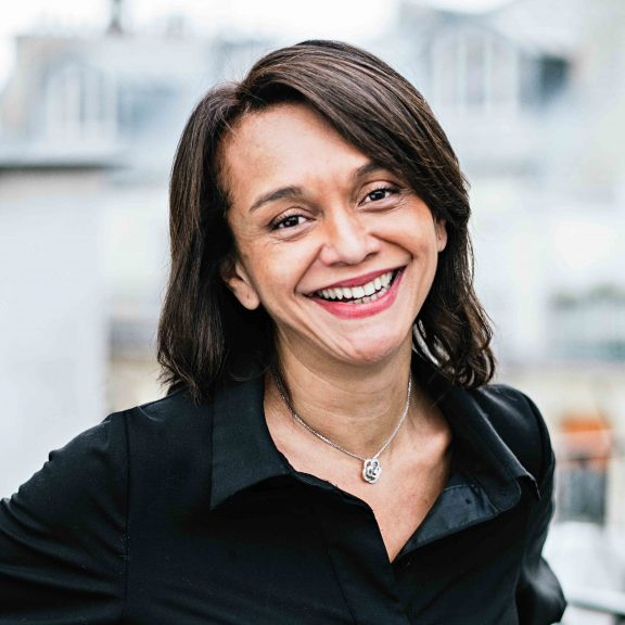 Valérie Hernando Presse, Global CMO of Danone