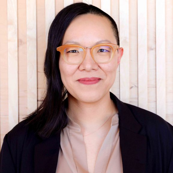Minjae Ormes, CMO of Visible