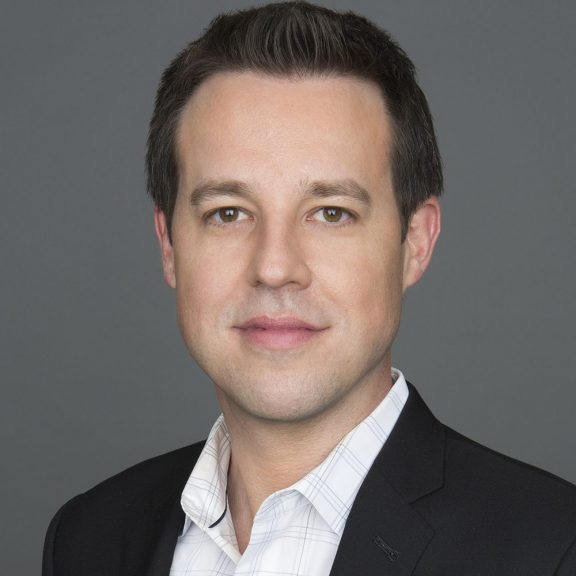 Zach Enterlin, EVP of Program Marketing for HBO
