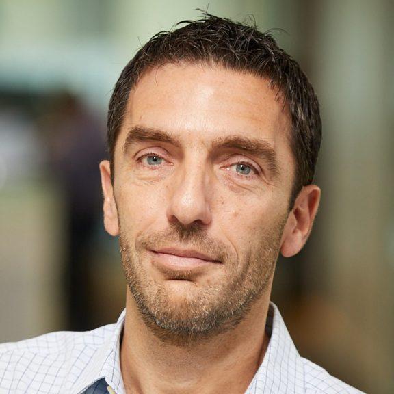 Adrian Farina, Head of Marketing - Europe at Visa