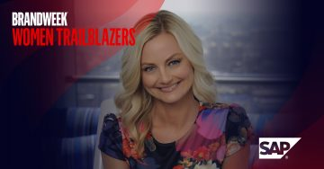 Alicia Tillman, Global CMO of SAP