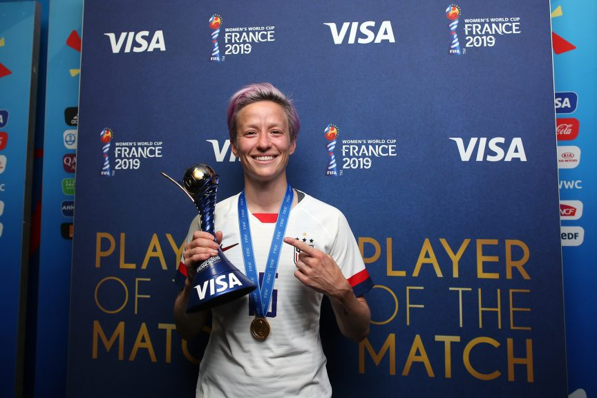 An Inside Look at Visa's Game-changing Partnerships With Women's Football